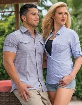 Woven Texture Shirt